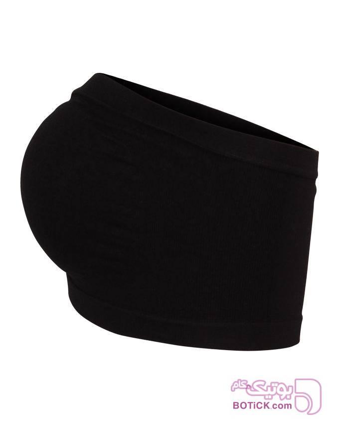 بالاپوش بدون بند نانو مدل 4602 مشکی لباس زیر زنانه