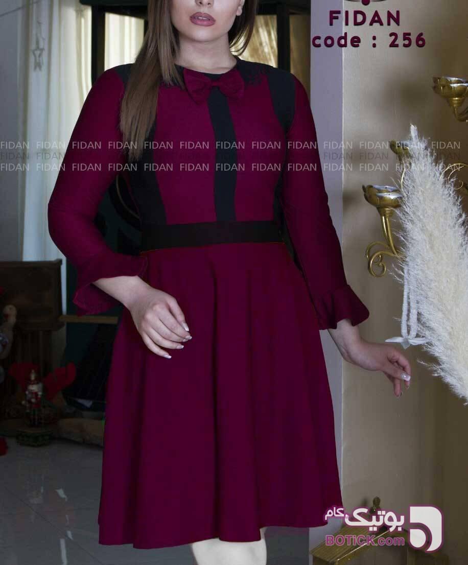مدل ترانه جودون خاویار کد256 نارنجی لباس  مجلسی