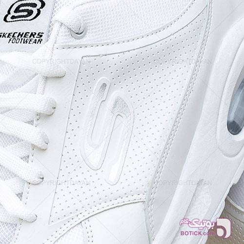 کفش مردانه Skechers مدل 10425 سفید كتانی مردانه