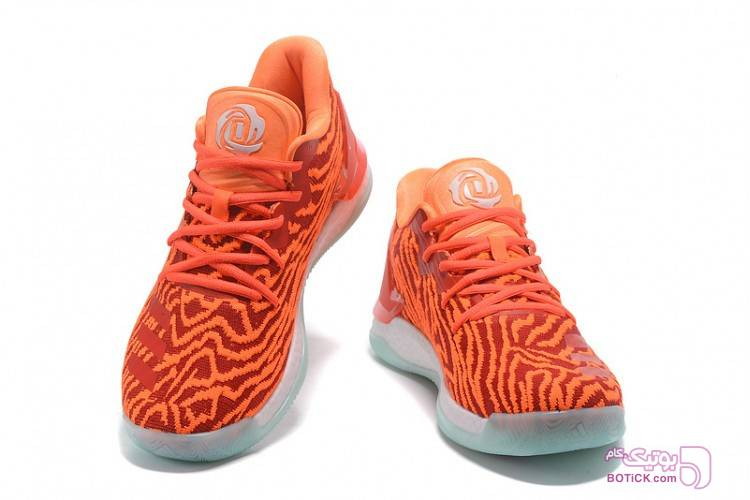 adidas D Rose 7 Low Orange