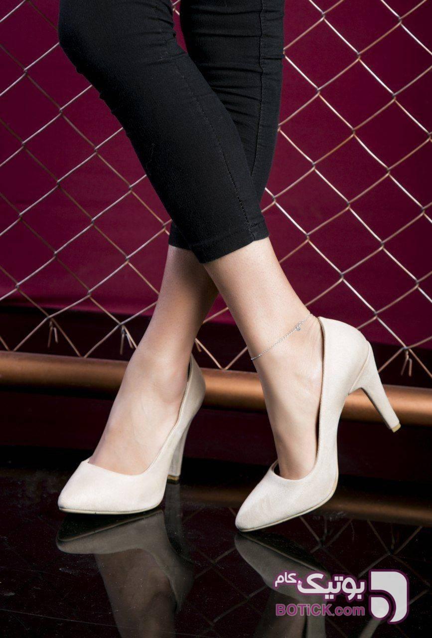 کفش بسیار شیک و مجلسی مشکی كفش زنانه