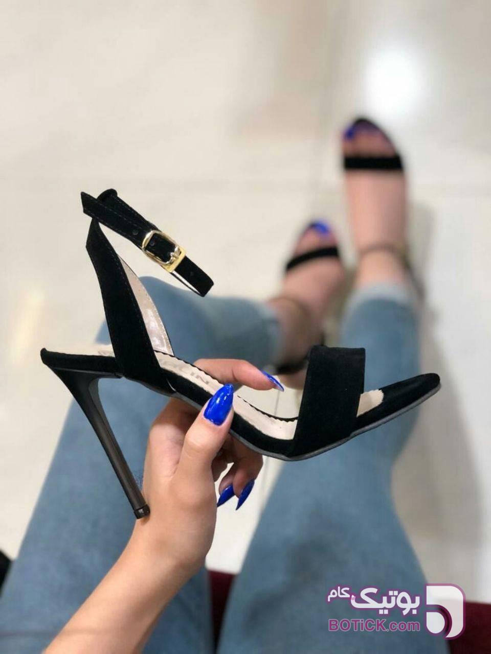 کفش مجلسی جدید  مشکی كفش زنانه