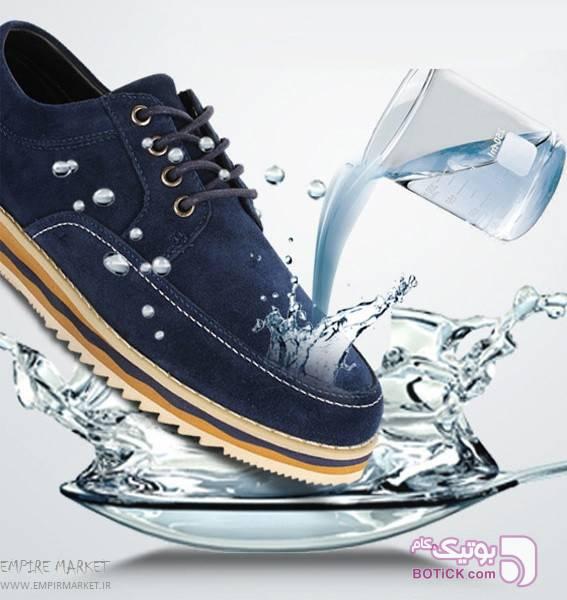 اسپری نانو ضدآب محافظ کفش ولباس گلد سفید كفش زنانه