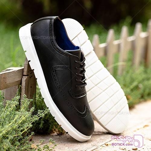 کفش Floy مدل K9463 مشکی كفش مردانه