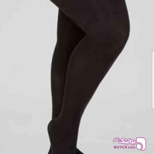جوراب شلواری مشکی 98 2019