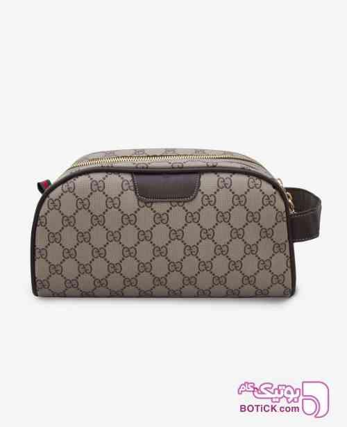 کیف آرایش و بهداشتی Gucci کد 4618 کرم 98 2019