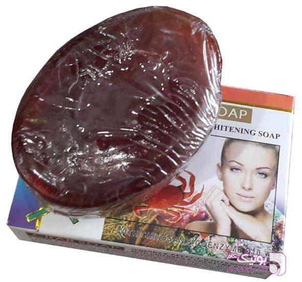 صابون خرچنگ اصل سفید ابزار آرایشی
