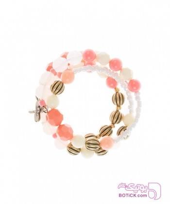 دستبند زنانه جوتی جینز صورتی دستبند و پابند