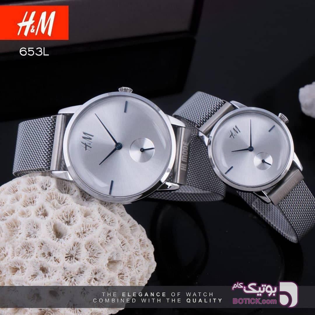 ساعت ست H&M اورجینال. وارداتی از دوبی آبی ساعت