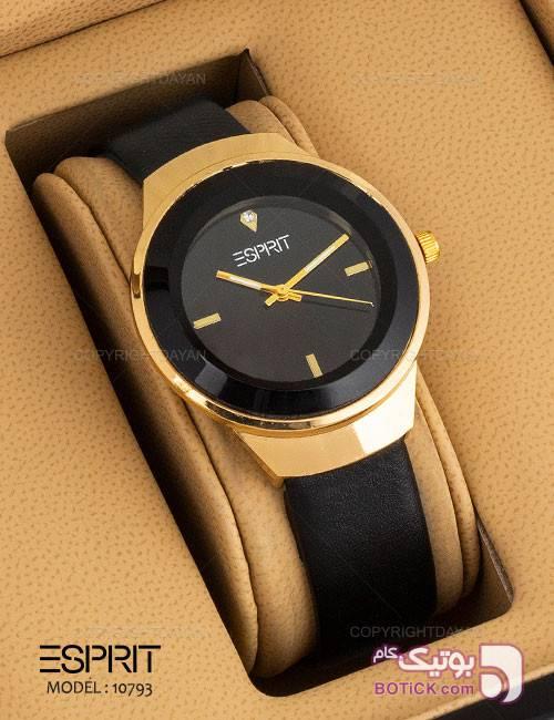 ساعت مچی زنانه Esprit مدل 10793 مشکی ساعت