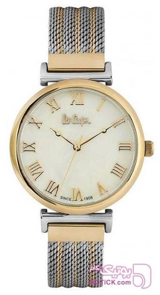 ساعت مچی لی کوپر مدل LC06561.220 نقره ای ساعت