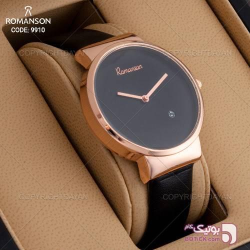 ساعت مچی  Romanson مدل W9910 قهوه ای ساعت