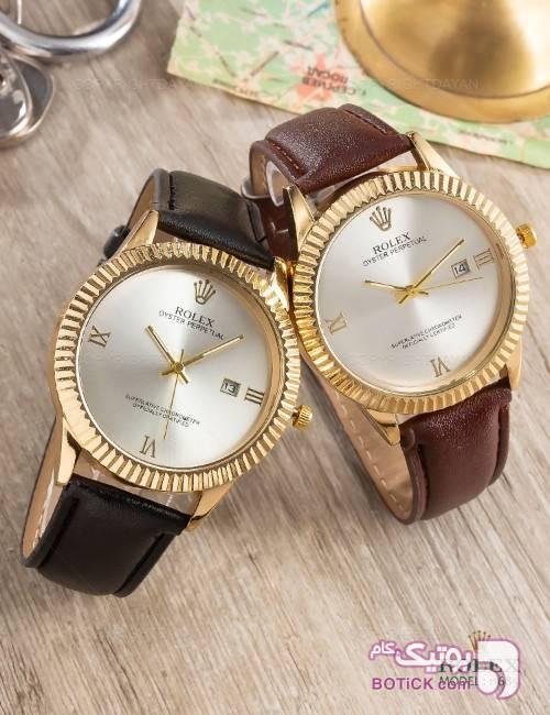 ساعت مچی Rolex -کد 811685 سفید ساعت
