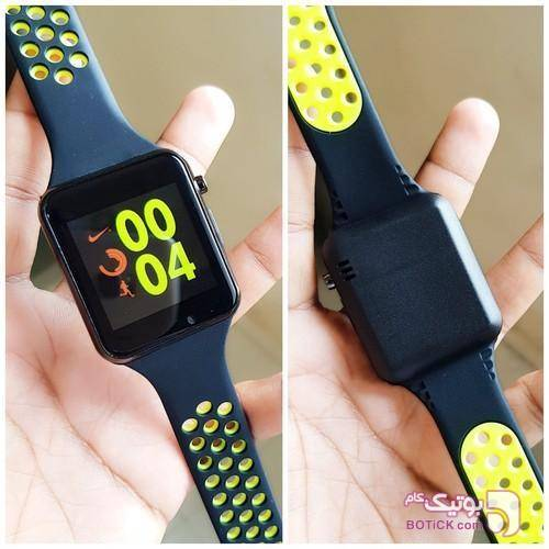 ساعت هوشمند مدل m3 آبی ساعت