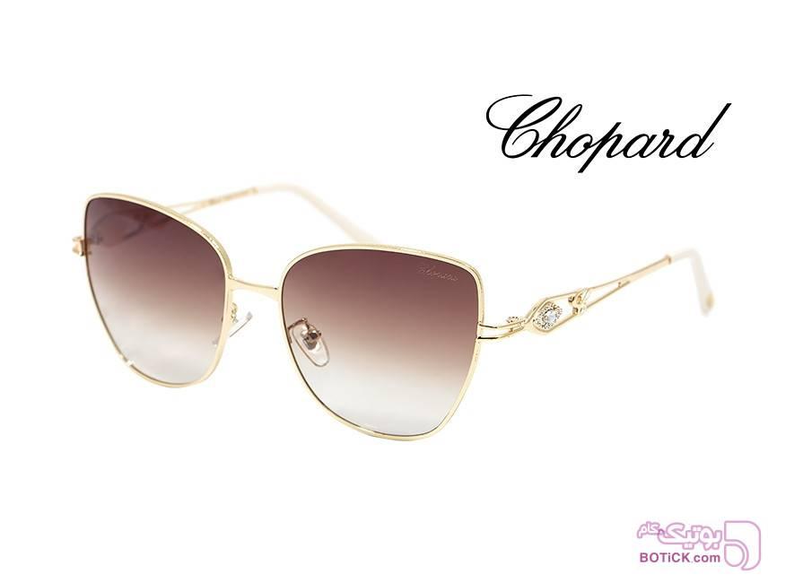 عینک آفتابی زنانه شوپارد مدل 8010 قهوه ای عینک آفتابی