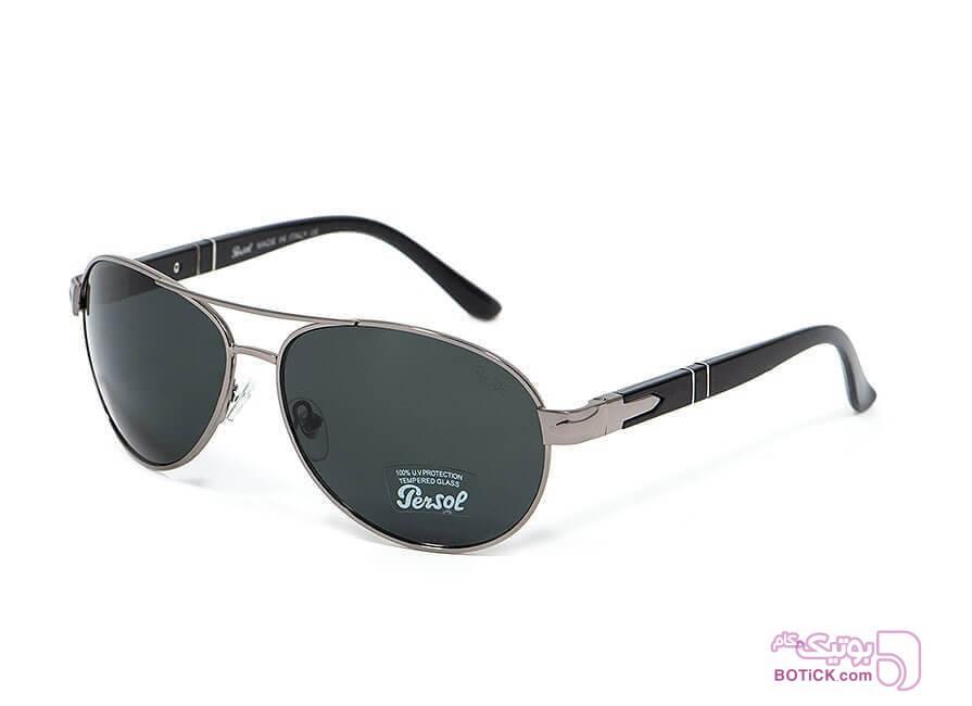 عینک آفتابی مردانه پرسول مدل PO5011 مشکی عینک آفتابی