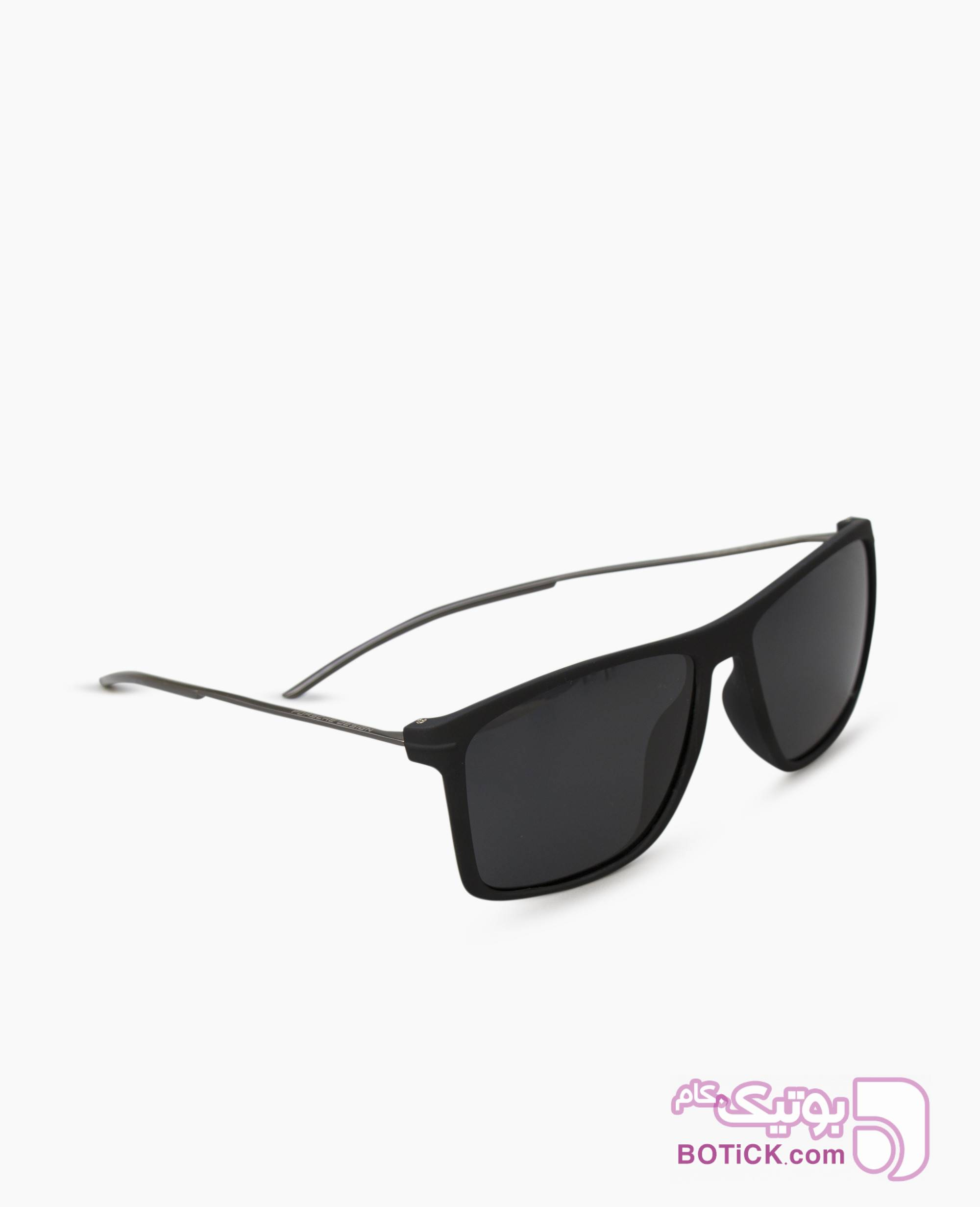 عینک آفتابی PORSCHE DESIGN کد 0327 مشکی عینک آفتابی
