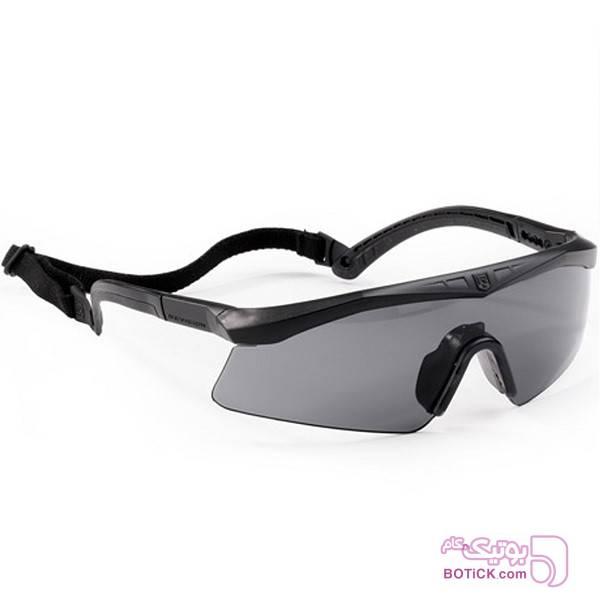 عینک آمریکایی ریویژن REVISION Sawfly مشکی عینک آفتابی
