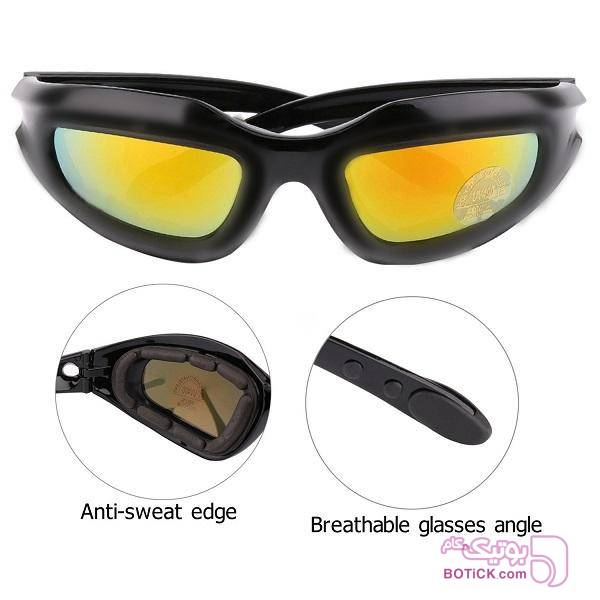 عینک اوکلی فریم کربنی حرفه ای OAKLEY  مشکی عینک آفتابی