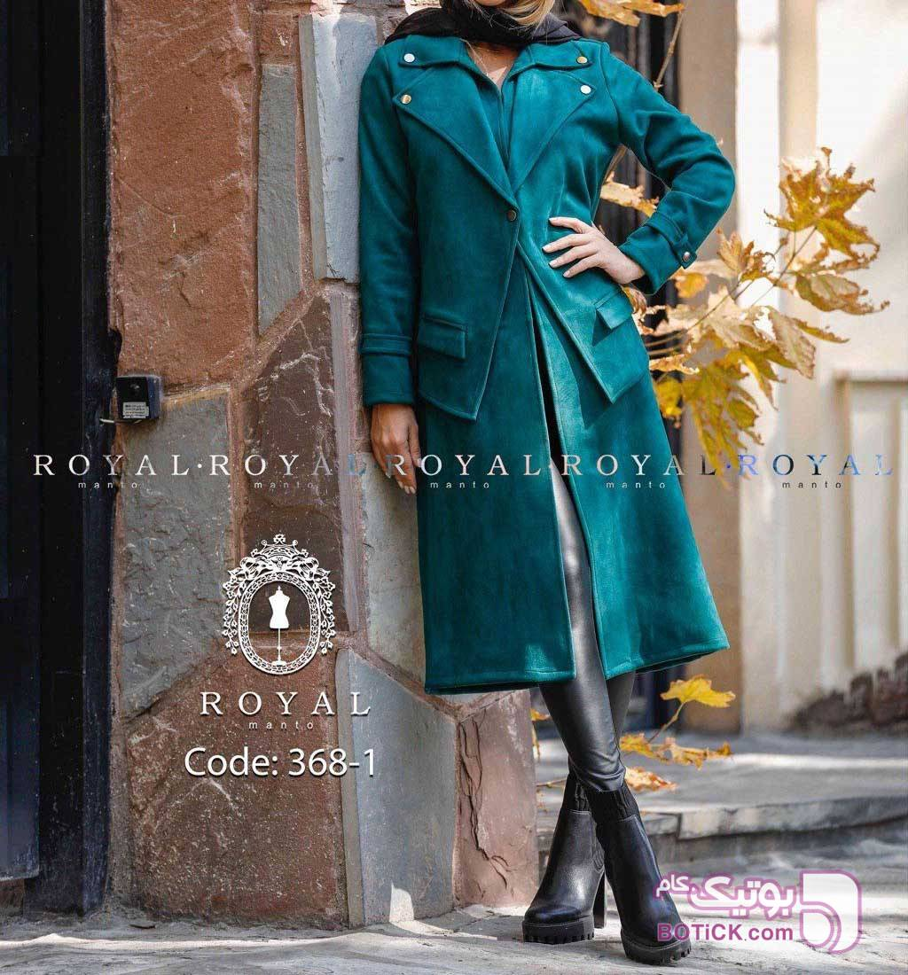 مانتو سوییت مدل مایا سبز مانتو