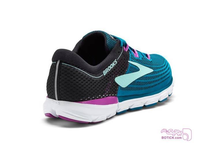 کفش و کتونی اسپرت زنانه بروکس مدل brooks 1202601b329 فیروزه ای كتانی زنانه