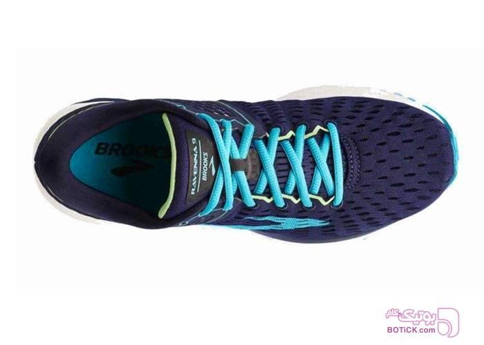 کفش و کتونی اسپرت زنانه بروکس مدل brooks 1202691b452  سورمه ای كتانی زنانه