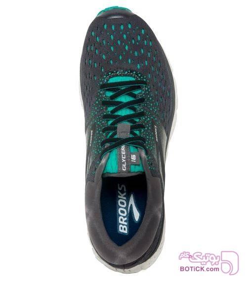 کفش و کتونی اسپرت زنانه بروکس مدل brooks 1202781b081 طوسی كتانی زنانه