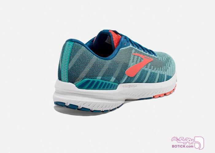 کفش و کتونی اسپرت زنانه بروکس مدل brooks 1202861b376 فیروزه ای كتانی زنانه