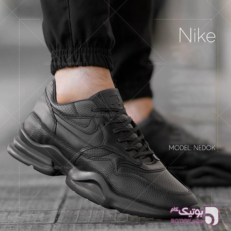 كفش مردانه NIKE مدل NEDOK مشکی كتانی مردانه