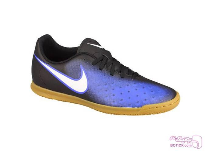 کفش فوتسال مردانه نایک مدل nike 844409-016 آبی كتانی مردانه