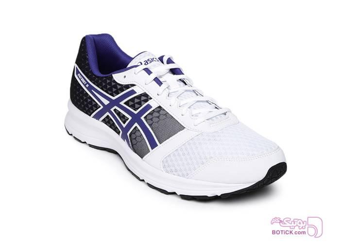 کفش و کتونی اسپرت مردانه آسیکس مدل asics T619N سورمه ای كتانی مردانه