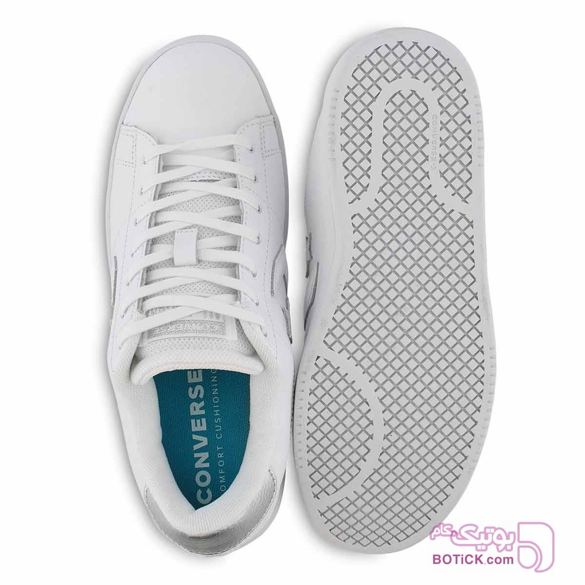کفش و کتونی اسپرت مردانه آل استار مدل All star 563517c سفید كتانی مردانه