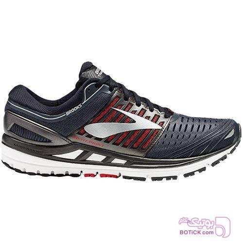 کفش و کتونی اسپرت مردانه بروکس مدل brooks 1102761d080 مشکی كتانی مردانه
