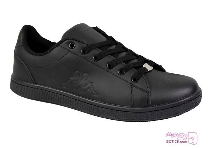 کفش و کتونی اسپرت مردانه کاپا مدل kappa maresas dlx مشکی كتانی مردانه