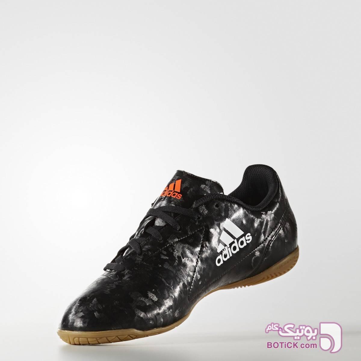 کفش و کتونی فوتسال مردانه آدیداس مدل Adidas bb0552  مشکی كتانی مردانه