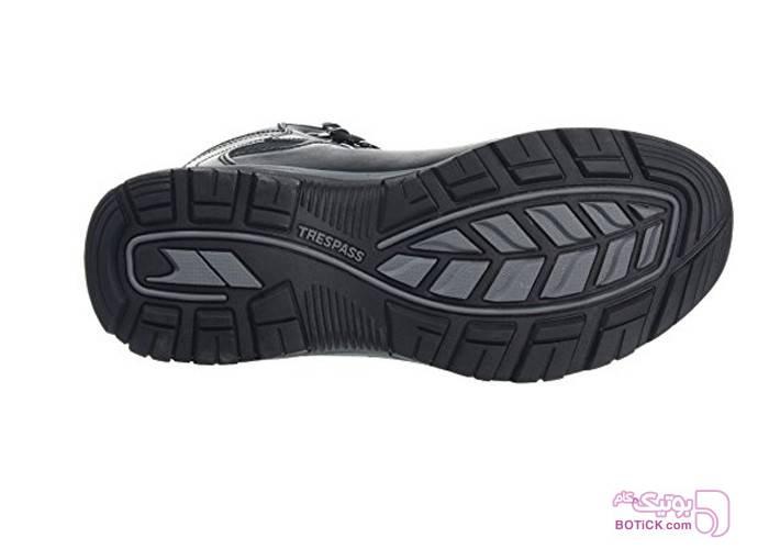 کفش کوهنوردی مردانه تریسپاس مدل TRESPASS B01027BZDG مشکی كتانی مردانه