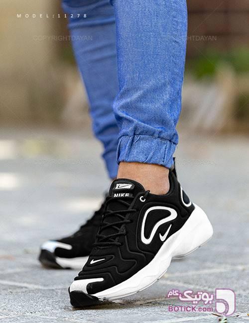 کفش اسپرت nike مشکی كفش مردانه