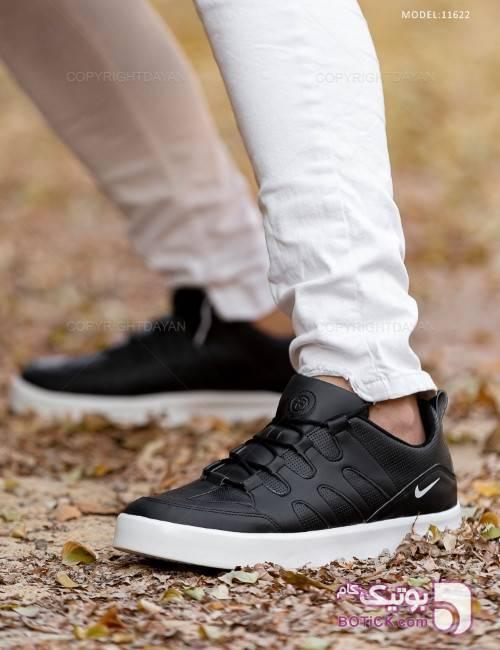 کفش مردانه Nike مدل 11622  مشکی كفش مردانه