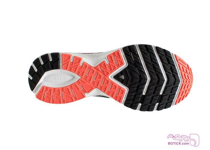 کفش و کتونی اسپرت بچه گانه بروکس مدل brooks 1202861b615 صورتی کیف و کفش بچگانه