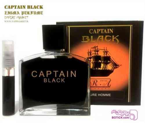 عطر کاپتان بلک CAPTAIN BLACK (100ml) مشکی 98 2019