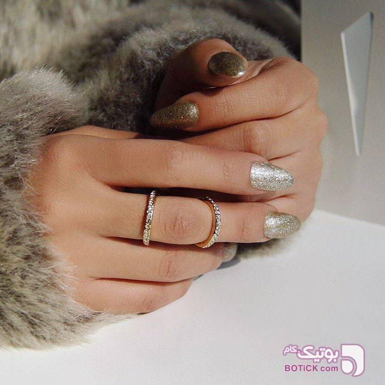انگشتر طلایی انگشتر