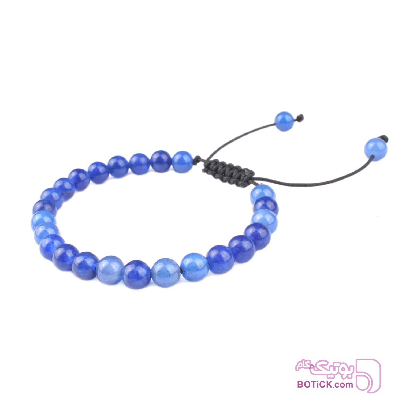 دستبند سنگ | LM140 | LM175  آبی دستبند و پابند