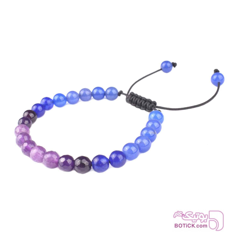 دستبند سنگ | LM146 | LM147  صورتی دستبند و پابند
