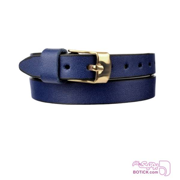 دستبند چرم سرمهای | آویز طلا حروف | LT10  سورمه ای دستبند و پابند