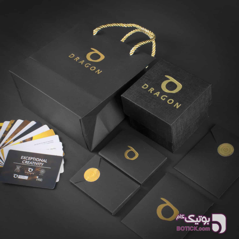 دستبند چرم قهوهای | طلا | SLT4  قهوه ای دستبند و پابند