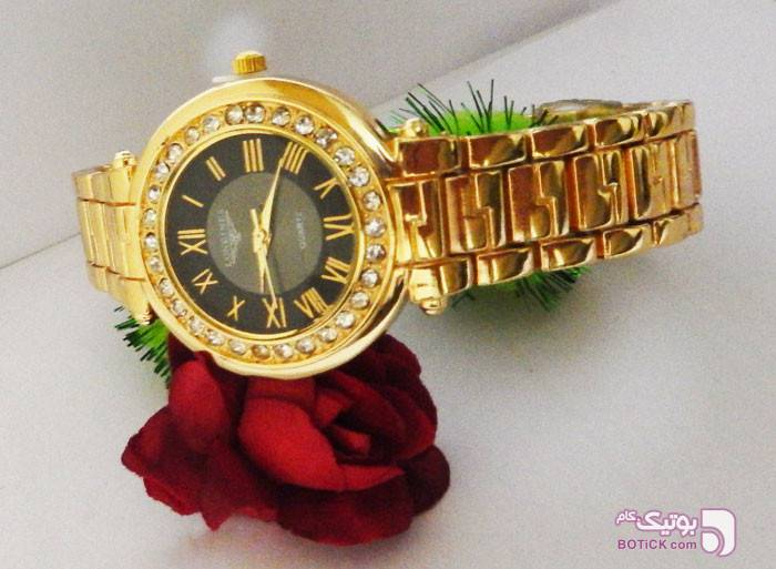 ساعت زنانه LONGINES لونژین مدل 3859 زرد ساعت