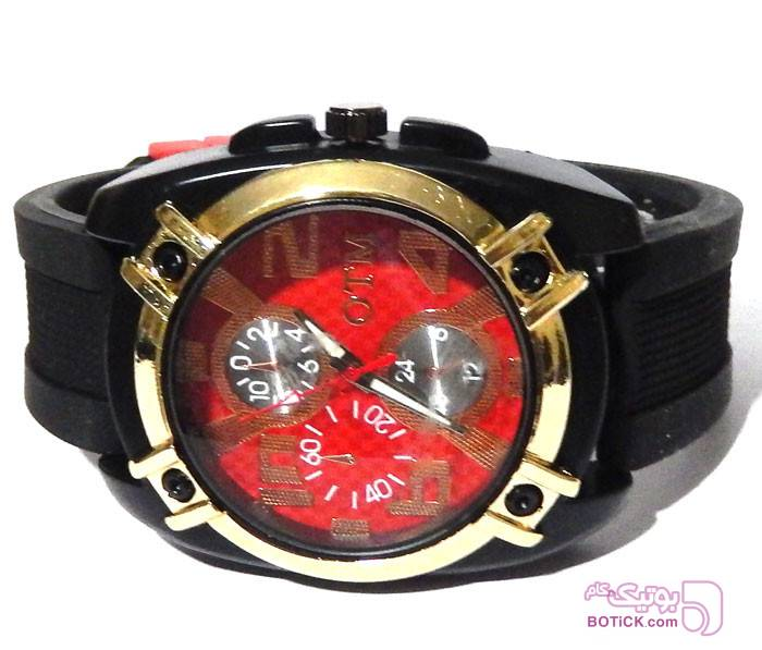 ساعت مچی اسپرت OTM مدل 1800 مشکی ساعت