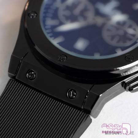 ساعت مچی هابلوت مدل BIGBANG زرد ساعت