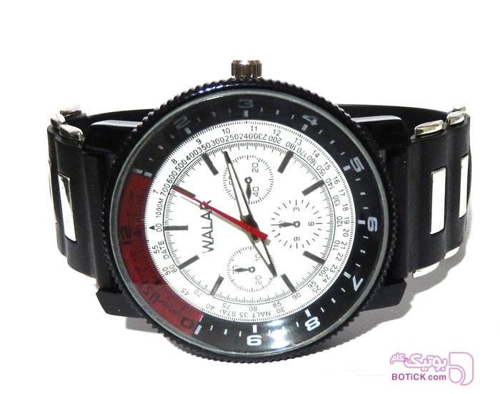 ساعت مچی  WALAR مدل 8120  مشکی ساعت