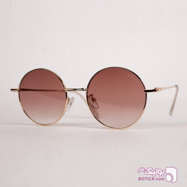 عینک آفتابی زنانه مدل Mercede (قهوه ای) قهوه ای عینک آفتابی